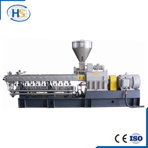 ABS Plastic Granules Making Twin Screw Extruder for Appliance Shell