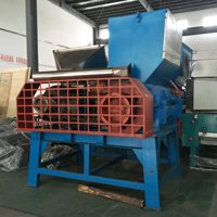 Big Capacity Large Volume Plastic Crusher Machine