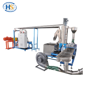 【Underwater】 Underwater Pelletizing System without Twin Screw Extruder