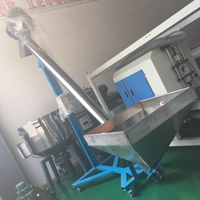 2018 New Screw Loader for Plastic Raw Material Feeding