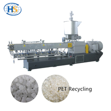 2019 NEW TSE-95 pet recycle plastic pelletizing machine