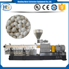 PP + Glass Fibre Twin Screw Extruder with Feeding Platform