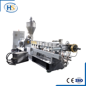 TPR Compound Extrusion Machine with Water-ring Pelletizing Line